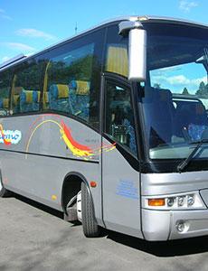 Noleggio bus trasferimento Milano